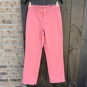Vineyard Vines Men's Pink Club Pants Size 28